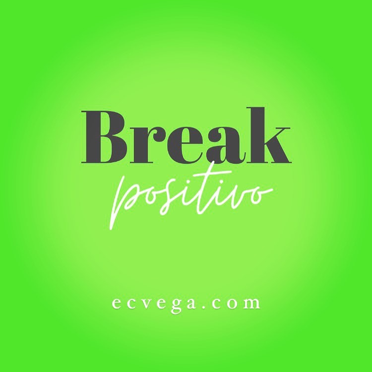 Green  square  break positivo